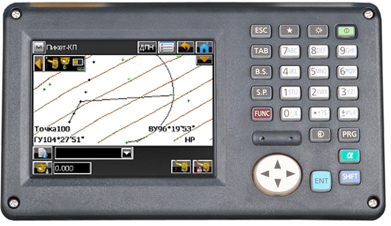 Настройка интерфейса и пиктограмм